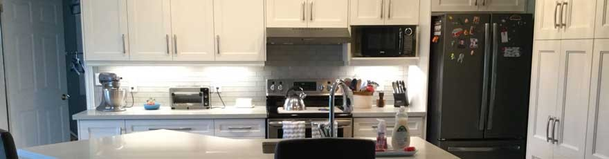 Techno Kitchen Refacing Kitchen Cabinet Refacers Of Vaughan Oakville